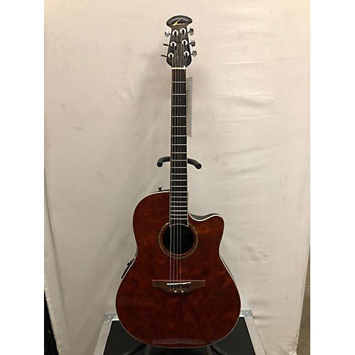 Ovation CC28 AWFB Super-shallow Acoustic Electric Guitar