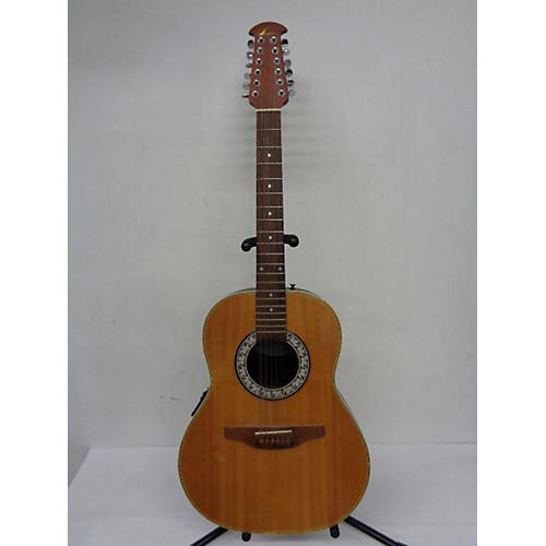 Ovation CC-245 HB 12 String Review - Online Guitar Lessons