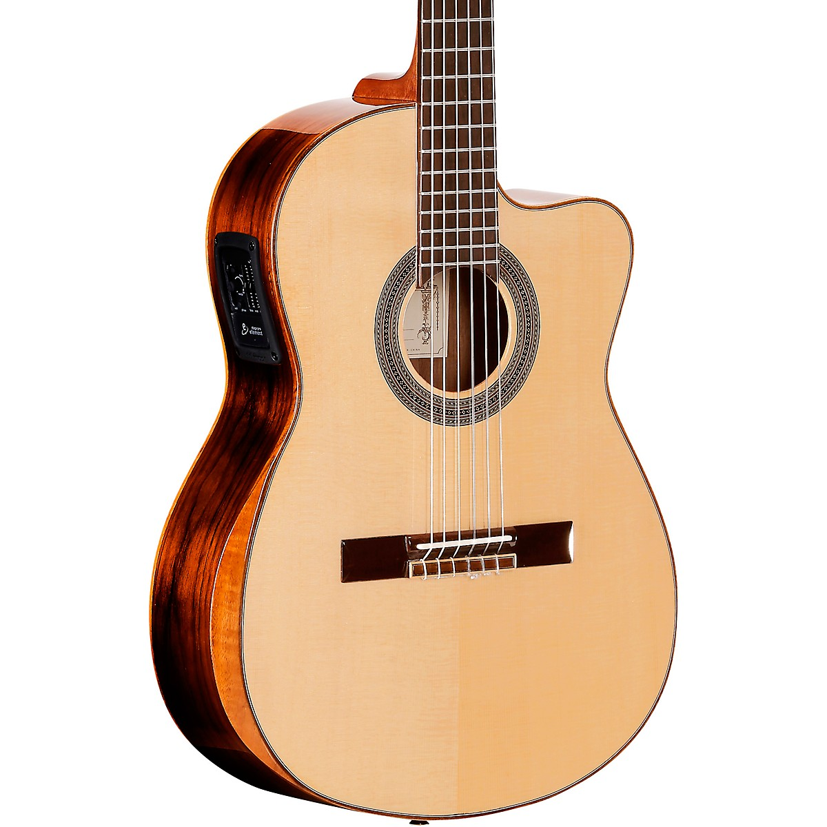 Alvarez CC7HCEAR Cadiz Classical Hybrid Acoustic-Electric Guitar