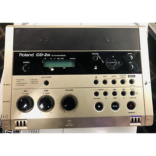 Roland CD-2u MultiTrack Recorder