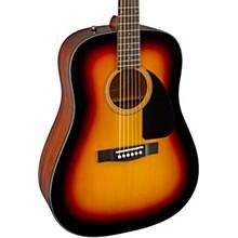 CD-60 Dreadnought V3 Acoustic Guitar Sunburst