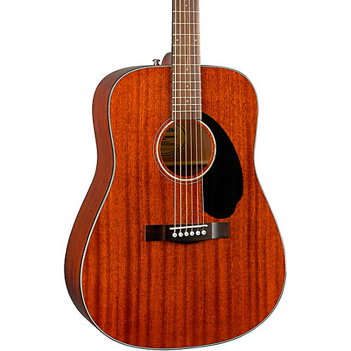Fender CD-60S All-Mahogany Acoustic Guitar