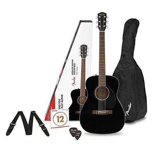 Fender CD-60S Concert Acoustic Guitar Pack