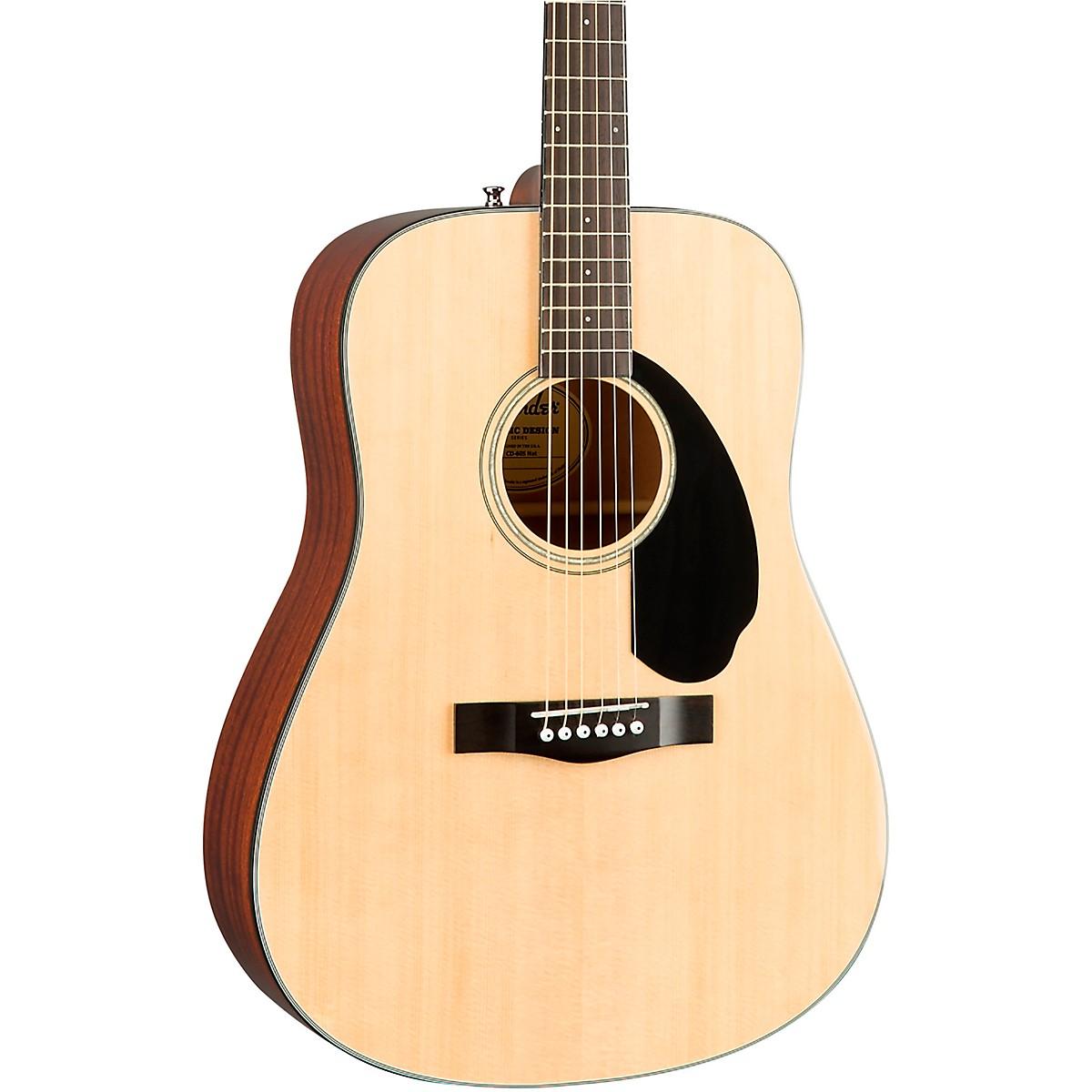 Fender CD-60S Dreadnought Acoustic Guitar