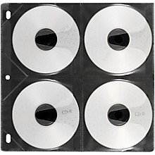 Vaultz CD Pages 8 Capacity 25 pack