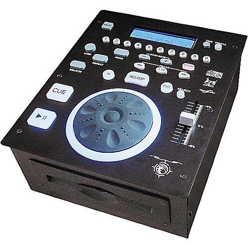 Gem Sound CD T-525 Slot-Load Pro DJ CD Player