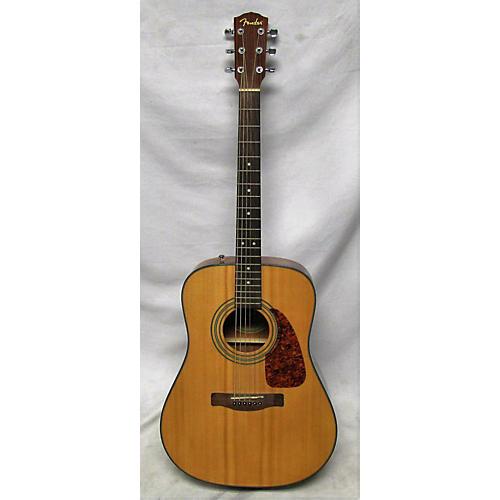 used fender cd140s dreadnought acoustic guitar natural guitar center. Black Bedroom Furniture Sets. Home Design Ideas