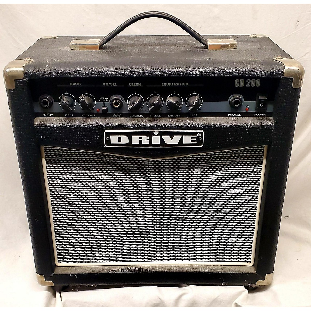 Drive CD200 Guitar Combo Amp