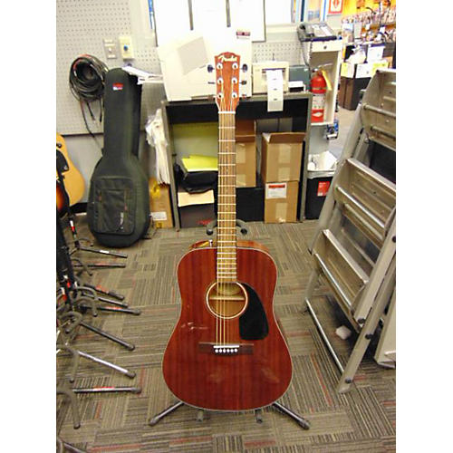 Fender CD60 Mahogany Acoustic Guitar