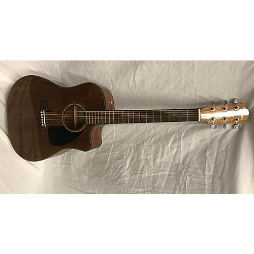 Fender CD60CE Mahogany Acoustic Electric Guitar