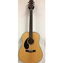 Fender CD60S LH Acoustic Guitar