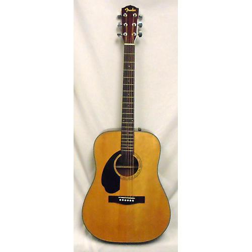 Fender CD60S Left Handed Acoustic Guitar