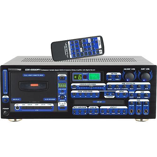VocoPro CDG-6000RV 250 Watt Karaoke Amplifier / Player