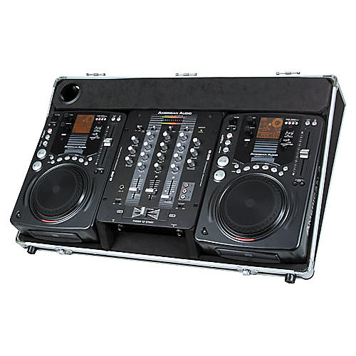 American Audio CDI 300 MP3 System DJ CD Package