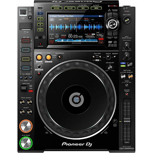 Pioneer DJ CDJ-2000NXS2 Professional DJ Multi-Player
