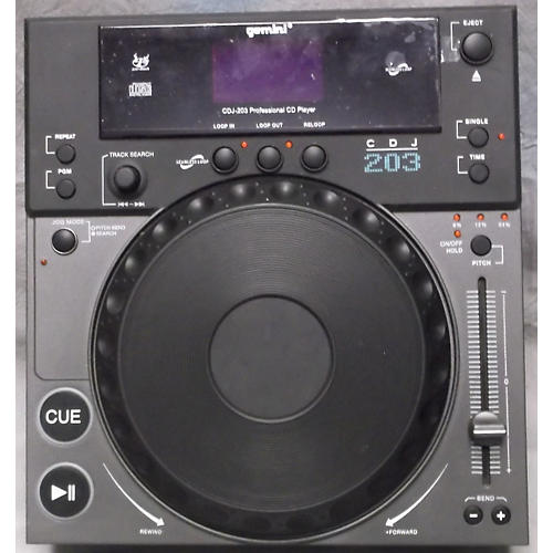 Gemini CDJ-203 DJ Player