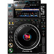 CDJ-3000 Professional DJ Media Player Black