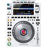 Pioneer CDJ-3000-W White Professional DJ Media Player White