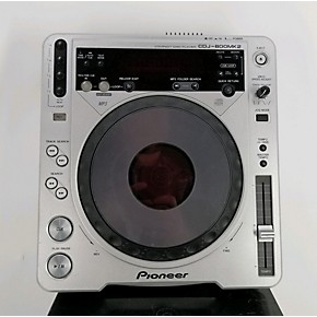 used pioneer cdj800mk2 dj player guitar center. Black Bedroom Furniture Sets. Home Design Ideas