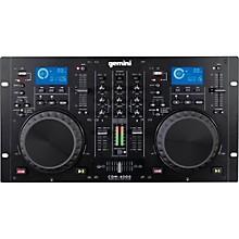 Gemini CDM-4000 Dual MP3/CD/USB Player and 2 Channel Mixer Level 1