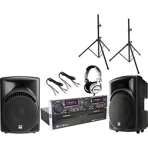 Gemini CDMP-2600 /  RS-415 DJ Package