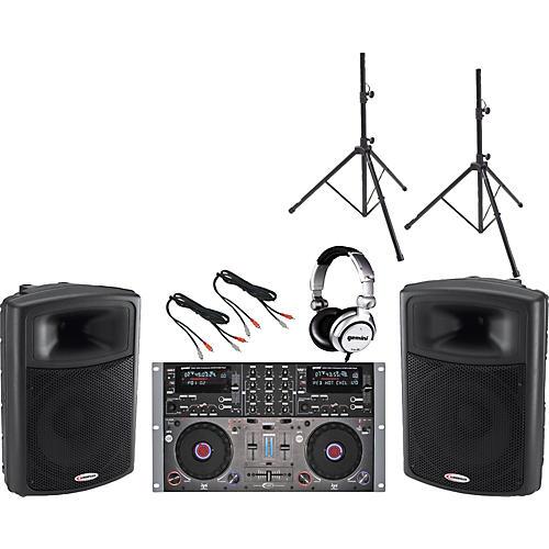 Gemini CDMP-6000 / APS-15 DJ Package