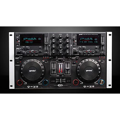 Gemini CDMP-6000 Dual CD/MP3 DJ Mixing Console