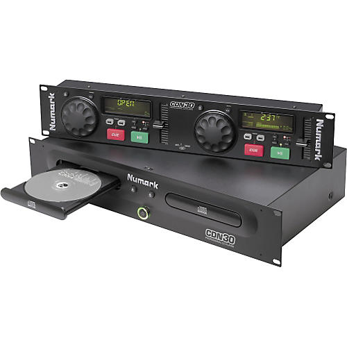 Numark CDN-30 Dual CD Player with Anti-Shock