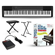 CDP-135 Digital Piano Package Beginner Package