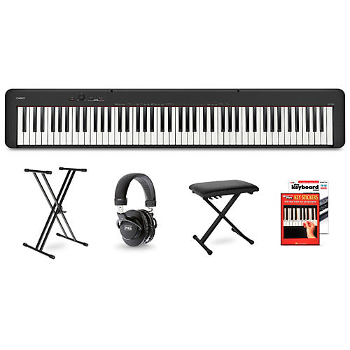 Casio CDP-S100 Digital Piano Package