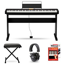 CDP-S350CS Digital Piano and Matching Stand Package Beginner