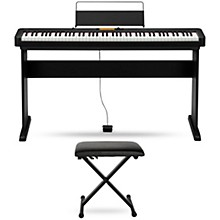 CDP-S350CS Digital Piano and Matching Stand Package Essentials