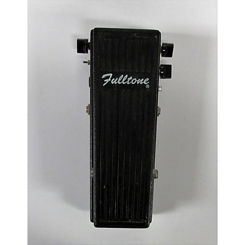 used fulltone cdw clyde deluxe wah effect pedal guitar center. Black Bedroom Furniture Sets. Home Design Ideas