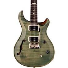 CE 24 Semi-Hollow Electric Guitar Trampas Green