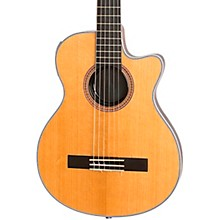CE Coupe Nylon String Acoustic-Electric Guitar Level 2 Antique Natural 194744153310