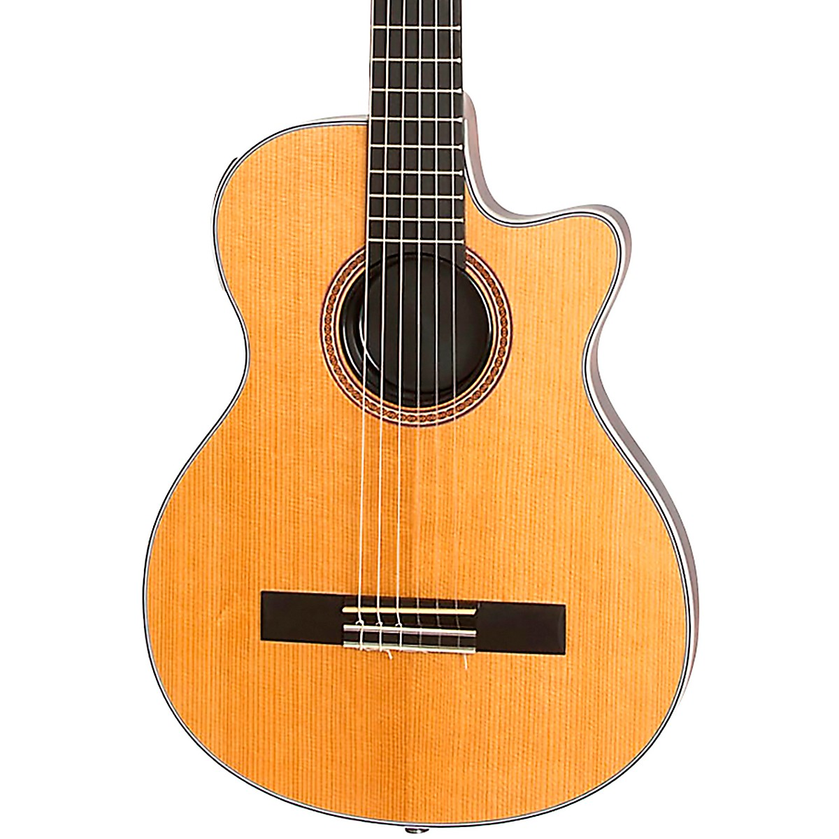 Epiphone CE Coupe Nylon String Acoustic-Electric Guitar