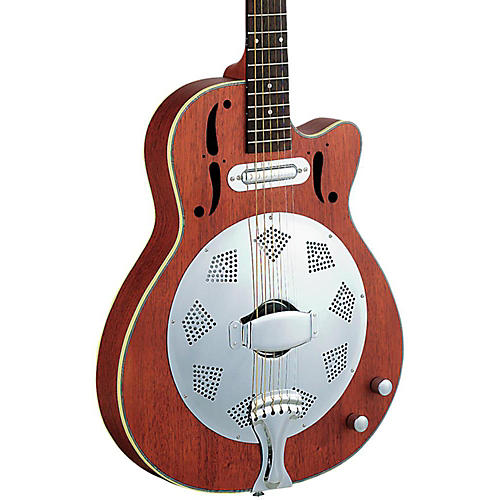 Dean CE Cutaway Acoustic-Electric Resonator Guitar