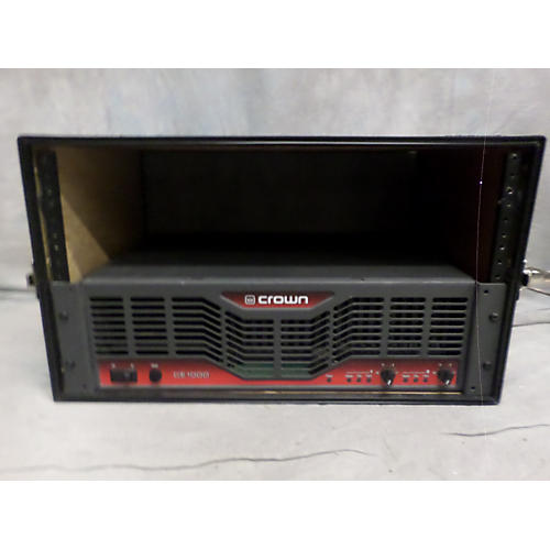 Crown CE1000 Power Amp