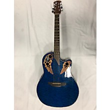 Hard-Working Ovation Celebrity Cutaway Cc68 Acoustic Electric Guitar With Case Musical Instruments & Gear Guitars & Basses