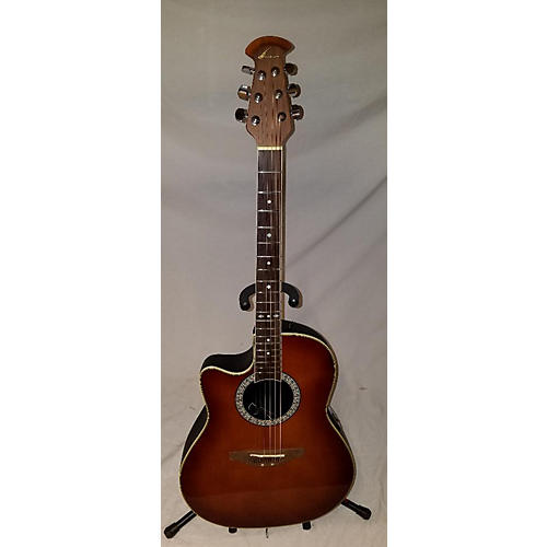 Ovation CELEBRITY CC047 LEFT HANDED Acoustic Electric Guitar