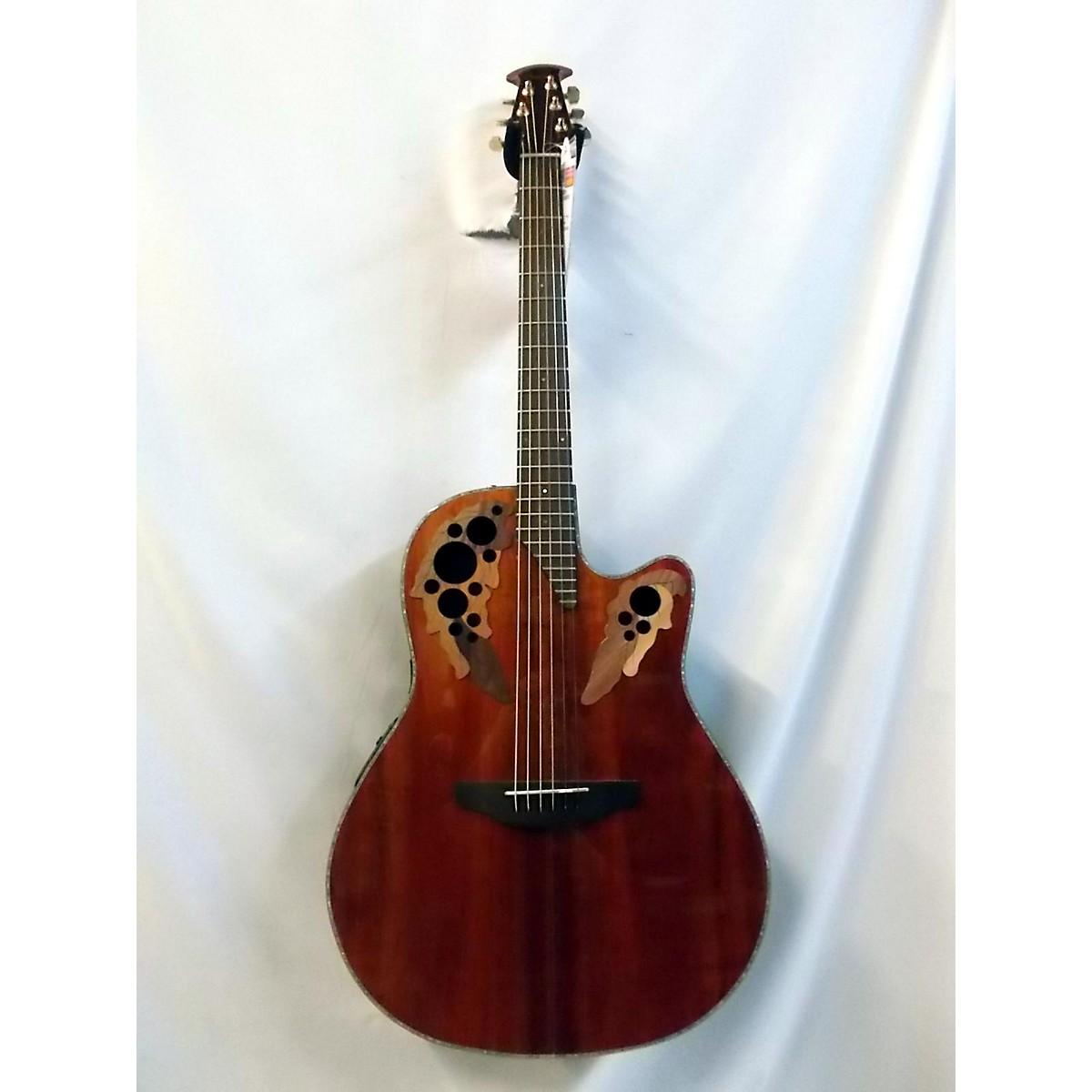 Ovation CELEBRITY CE44-P FKOA Acoustic Electric Guitar