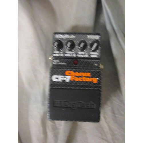 Digitech CF-7 Effect Pedal