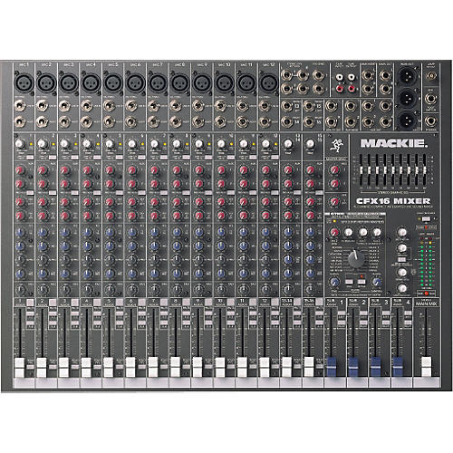 Mackie CFX-16 Mixer