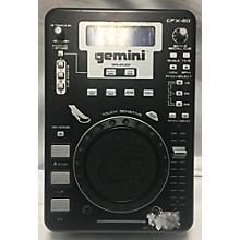 Gemini CFX-20 DJ Player