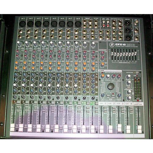Mackie CFX12 MKII Unpowered Mixer