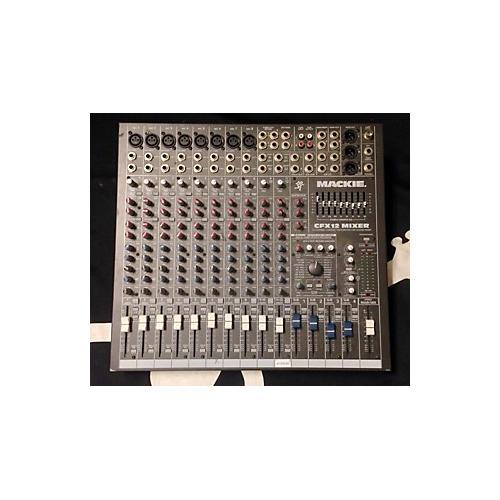 Mackie CFX12 Unpowered Mixer