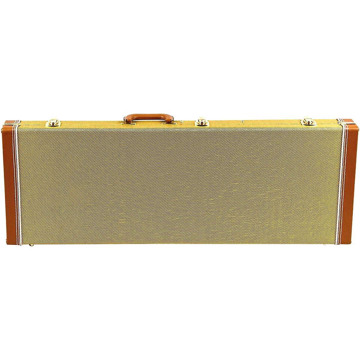 GUARDIAN CG-035-E Tweed Hardshell Case for Electric Guitar