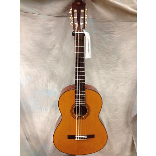 Yamaha CG162S Classical Acoustic Electric Guitar