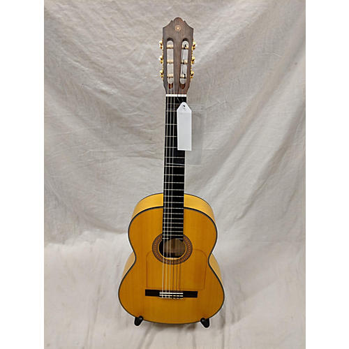 used yamaha cg172sf classical acoustic guitar natural guitar center. Black Bedroom Furniture Sets. Home Design Ideas