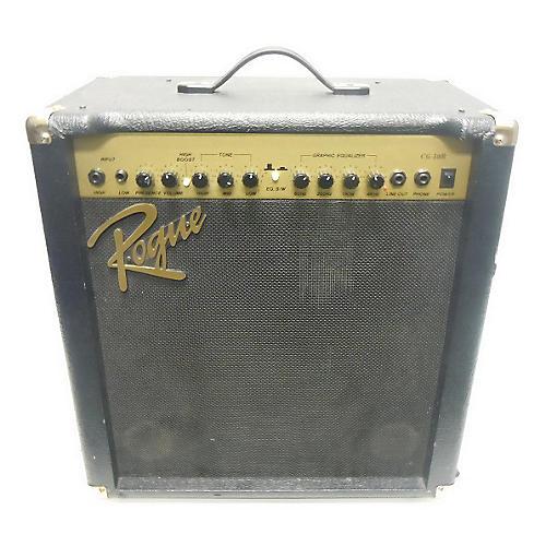 used rogue cg50b guitar combo amp guitar center. Black Bedroom Furniture Sets. Home Design Ideas